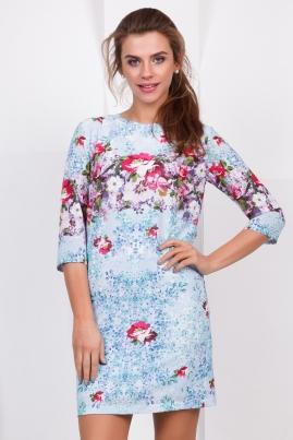 Платье Нежные цветы