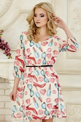 Платье Женские штучки