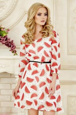 Платье Арбузики