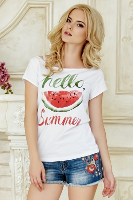 Футболка Hello Summer
