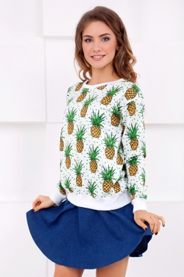 sweatshirt-pinapple