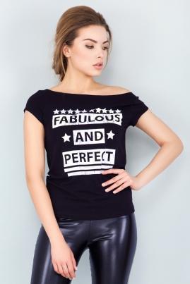 Футболка Fabulous and Perfect
