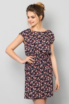 Платье Мелкие цветочки