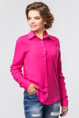 Малиновая рубашка
