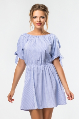 dress-blue-bow
