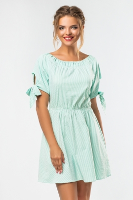 dress-green-bow