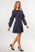 chiffon-dress-dot-dark-blue-half