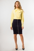 yellow-blouse-with-tie