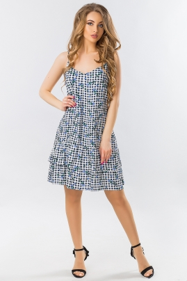 dress-linen-style-blue-rose-cage