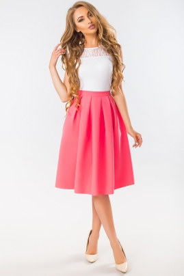 coral-midi-skirt-with-pockets