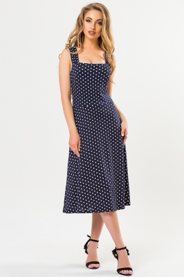 dark-blue-dress-straps-dots